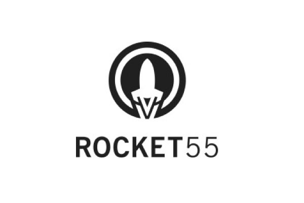 Rocket 55 logo