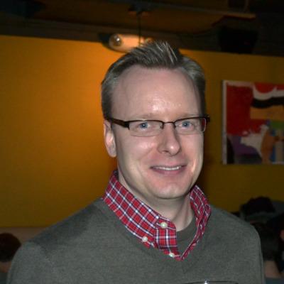 James Svoboda, MnSearch Co-founder