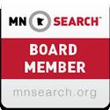 MnSearch Board Member Badge
