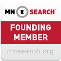 MnSearch Founding Member Badge