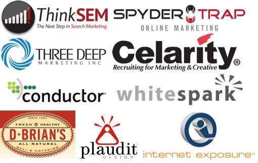 MnSearch Sponsor Logos 2013