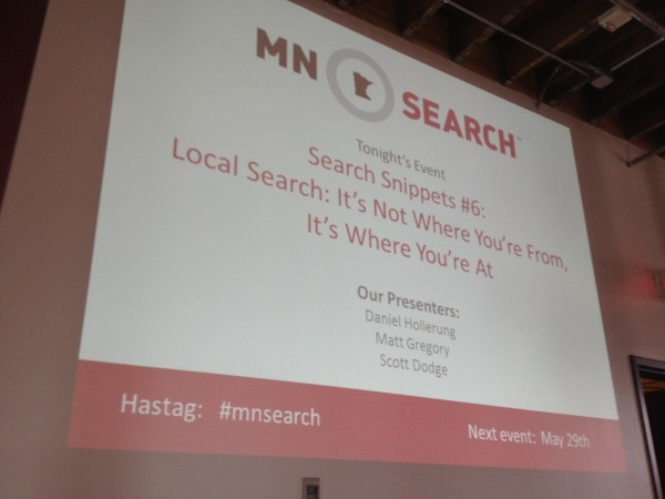 Local SEO: It's Not Where You're From, It's Where You're At