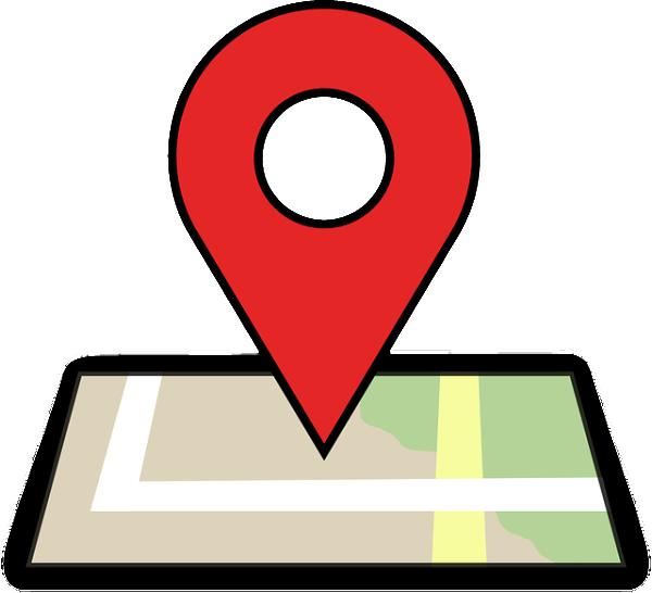 local map pin