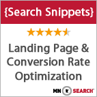 Search Snippets #1: Landing Page and Conversion Rate Optimization