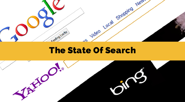 Search Snippets 16: The State of Search
